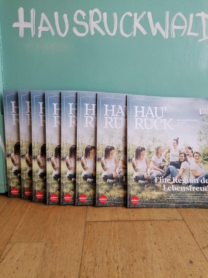 HAU'RUCK – Das Hausruckwald Magazin