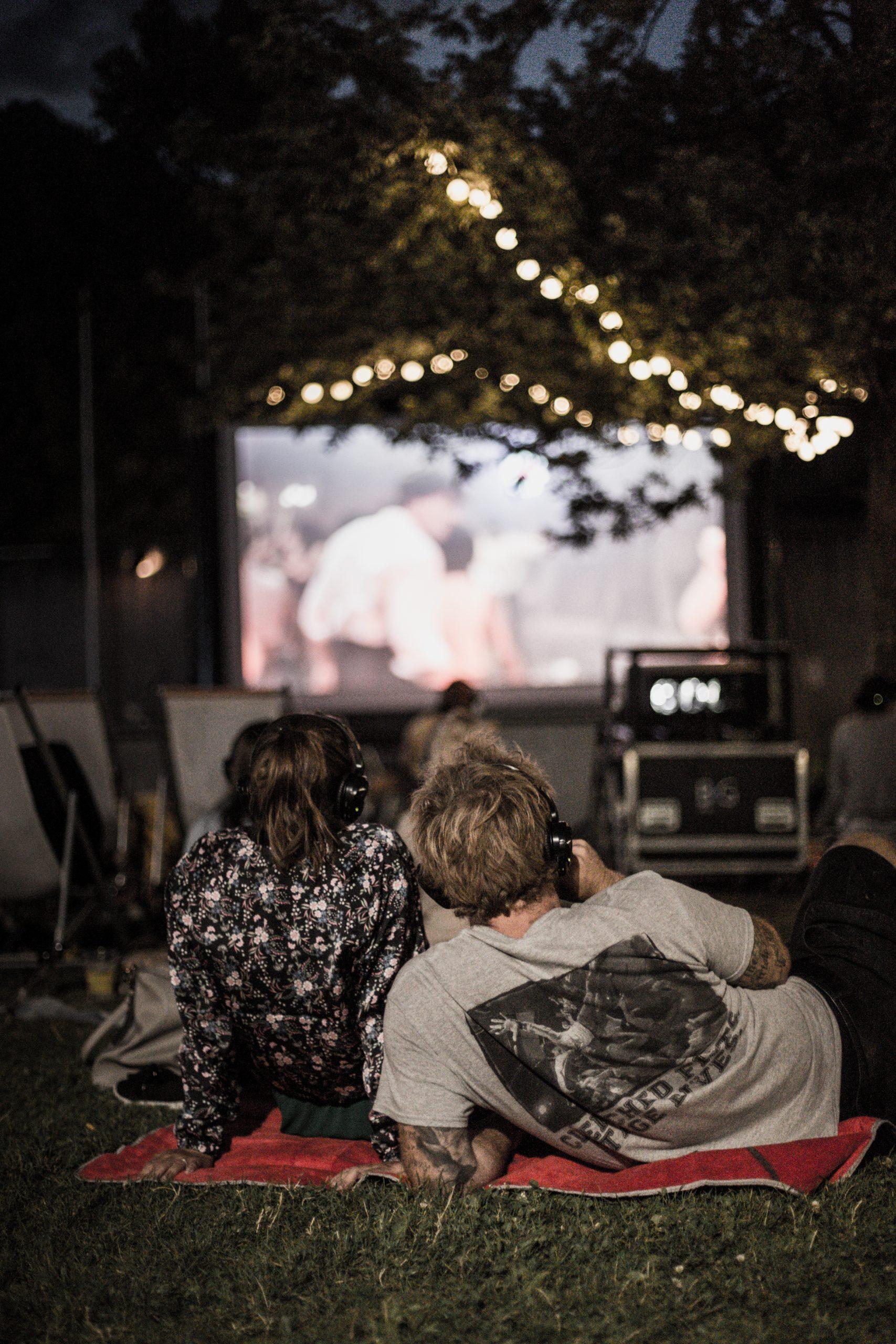 SILENT CINEMA – Open Air Kino | Samstag, 21. August 2021, ab 18:45 | Stadtpark Vöcklabruck