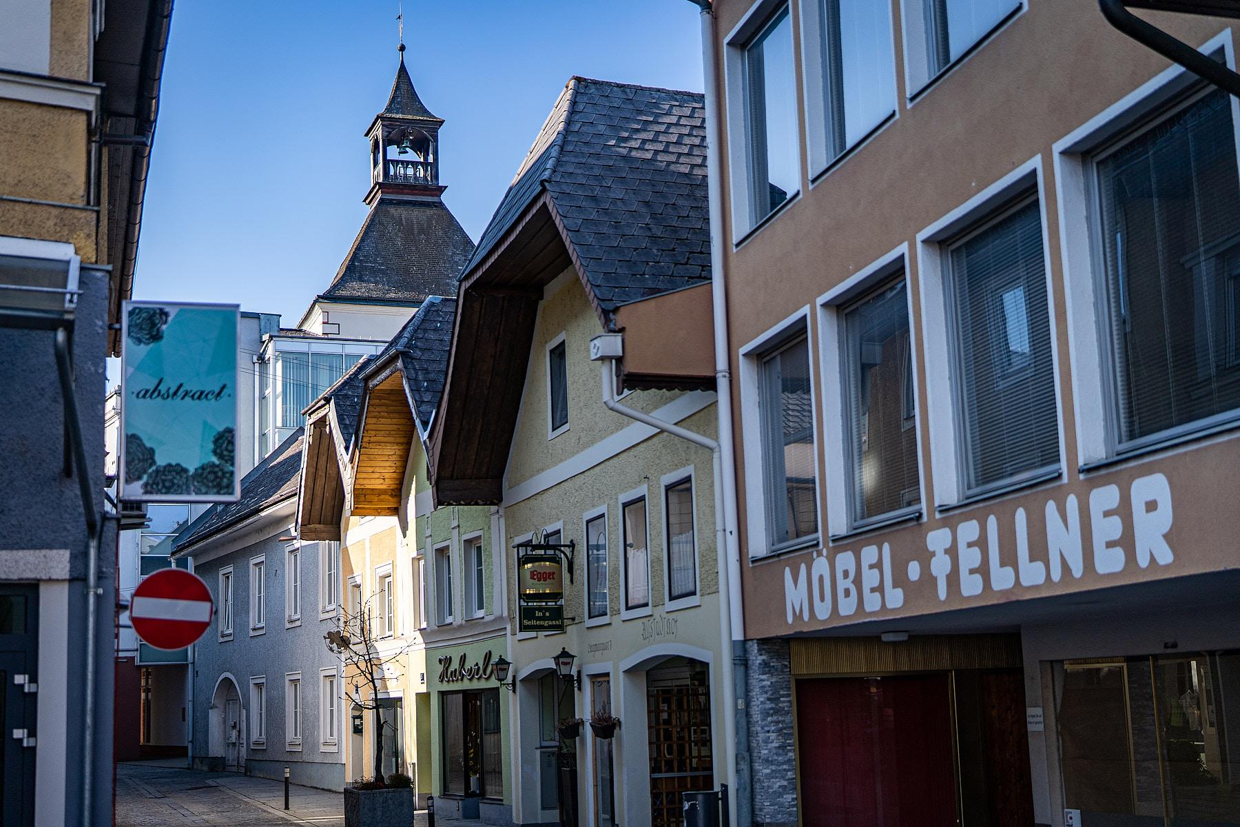 KLEINSTADTGEFLÜSTER IM OKTOBER | Stadtwandern in Vöcklabruck